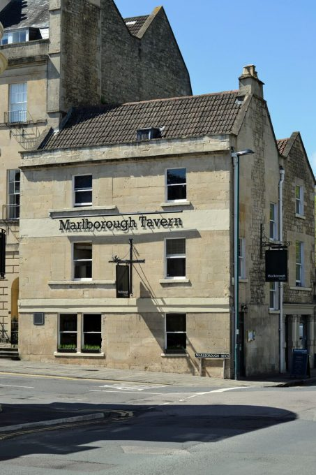 Marlborough Tavern - Bath