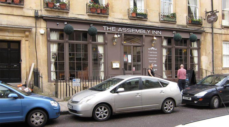 Assembly Inn ~ Bath
