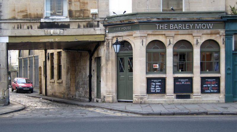 Barley Mow - Bath