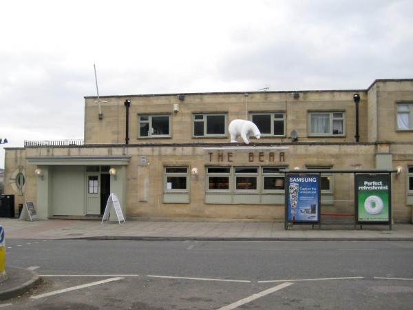 Bear Pub - Bath