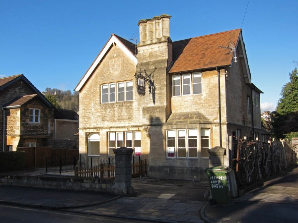 Castle - Forester Avenue, Bath