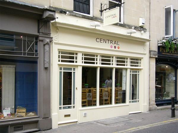 Central Bar - Bath
