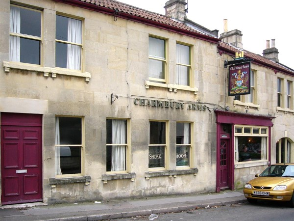 Charmbury Arms - Bath