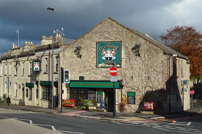 Devonshire Arms - Bath