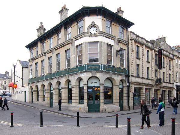 Flan O'Briens - Bath