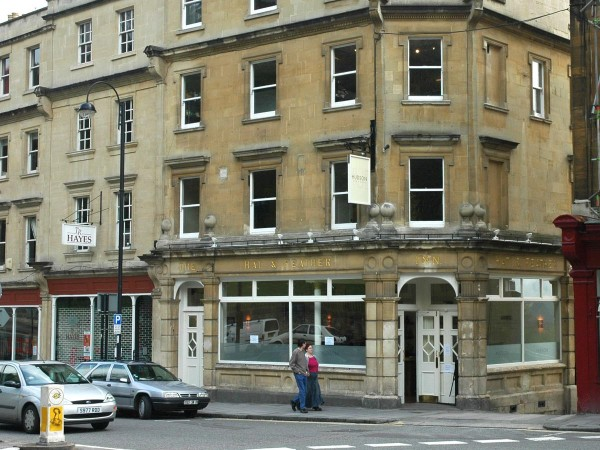 Hudsons Bar and Grill - Bath