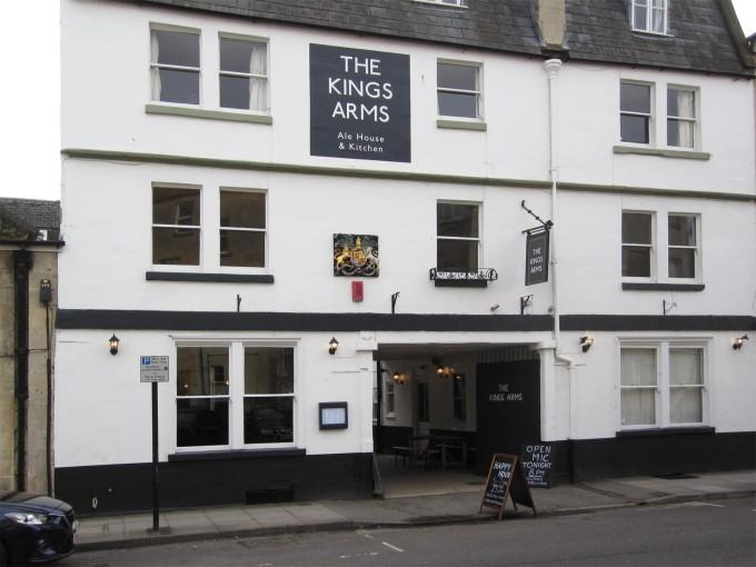 Kings Arms - Bath