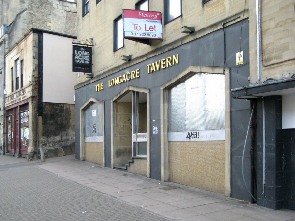 Longacre Tavern - May 2010