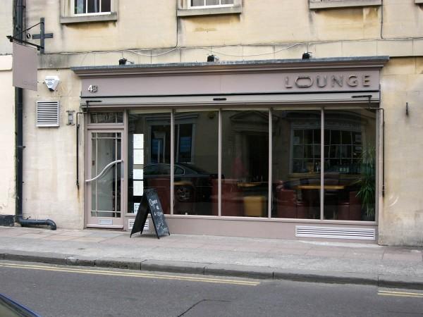 Lounge - Bath