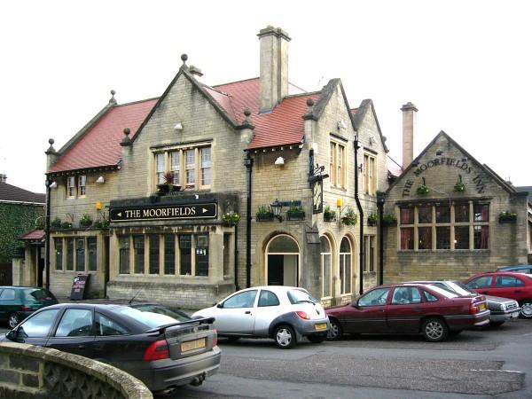Moorfields Inn - Bath