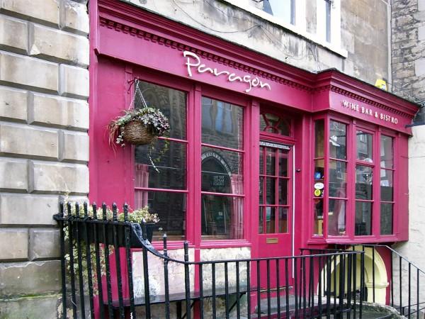Paragon Wine Bar - Bath