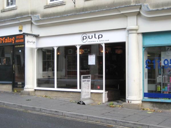Pulp - Bath