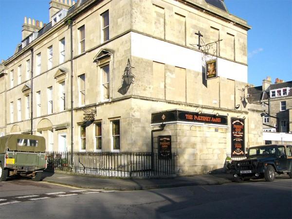 Pulteney Arms - Bath