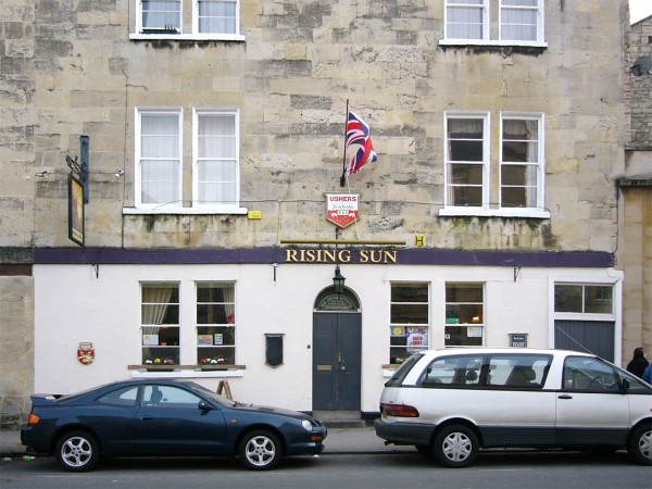 Rising Sun (Grove Street) - Bath