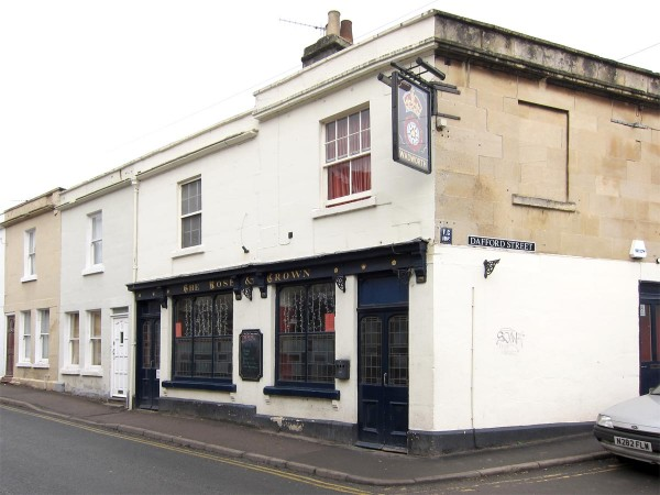 Rose and Crown - Larkhall, Bath
