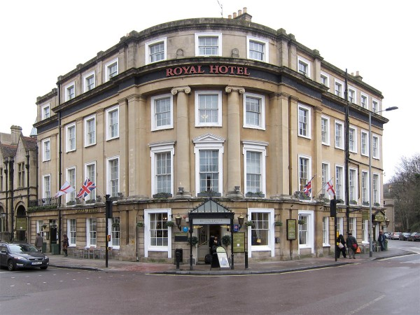 Royal Hotel - Bath
