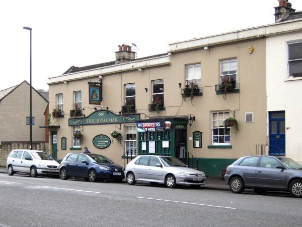 Royal Oak (Pulteney Road) - Bath