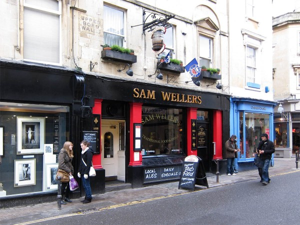 Sam Wellers - Bath