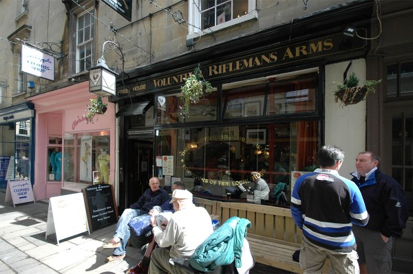 The Volunteer Rifleman's Arms - Bath
