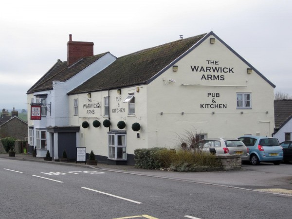 Warwick Arms - Clutton