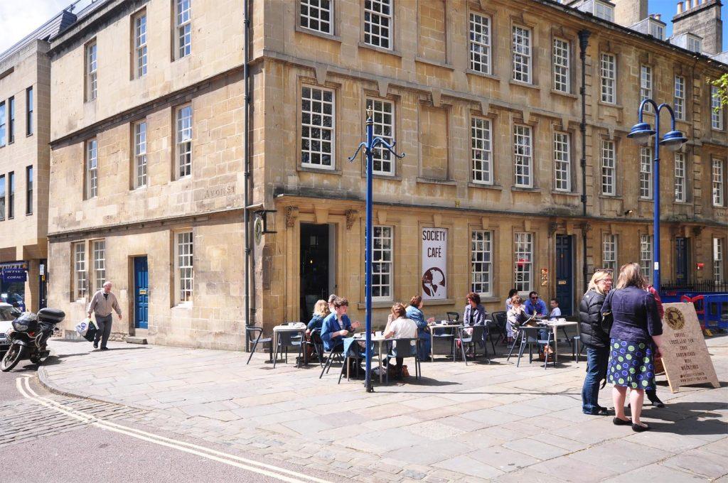 Society Cafe (Kingmead Square) - Bath