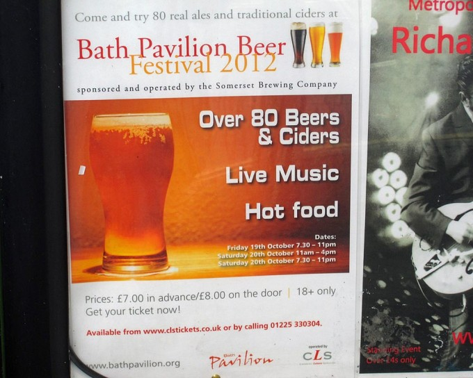 Bath Beer Festival 2012