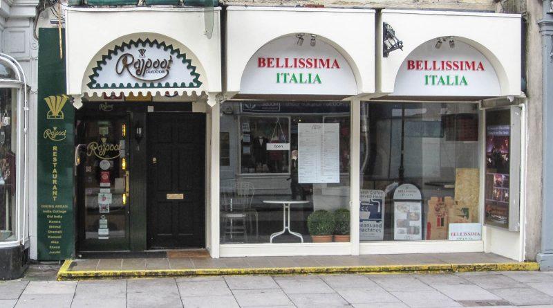 Bellissima Italian - Bath