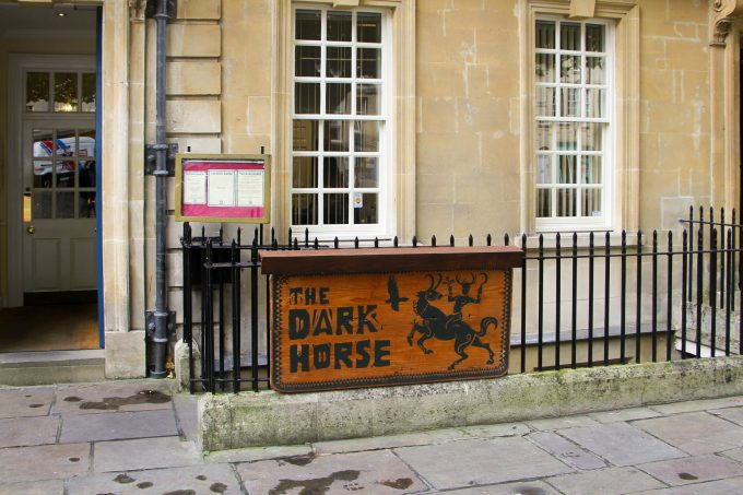 Dark Horse - Bath