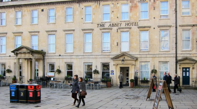 Abbey Hotel - Bath