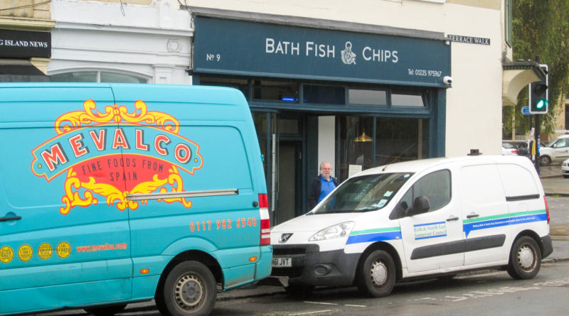 Bath Fish and Chips