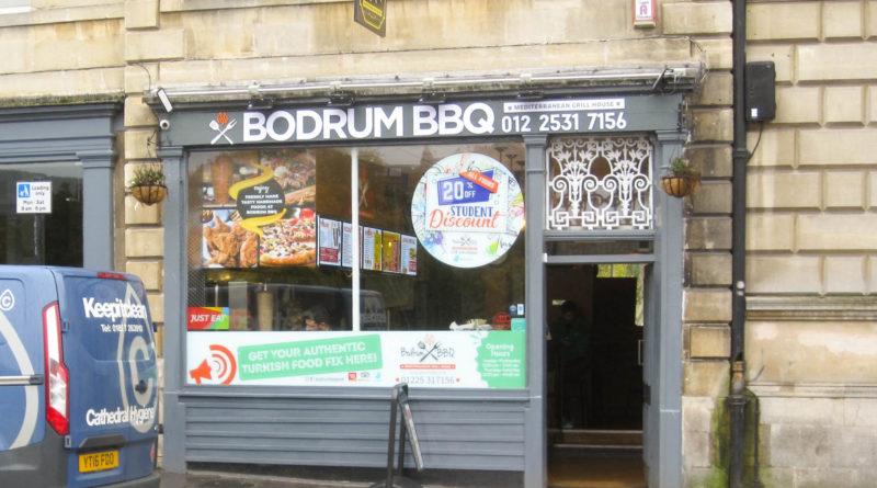 Bodrum BBQ - Bath