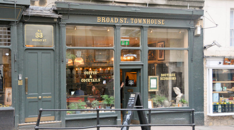 Broad Street Townhouse - Bath