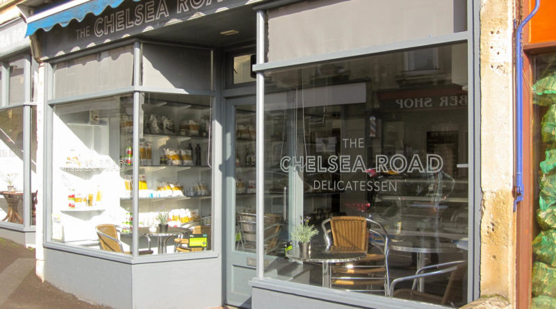 Chelsea Road Deli - Bath