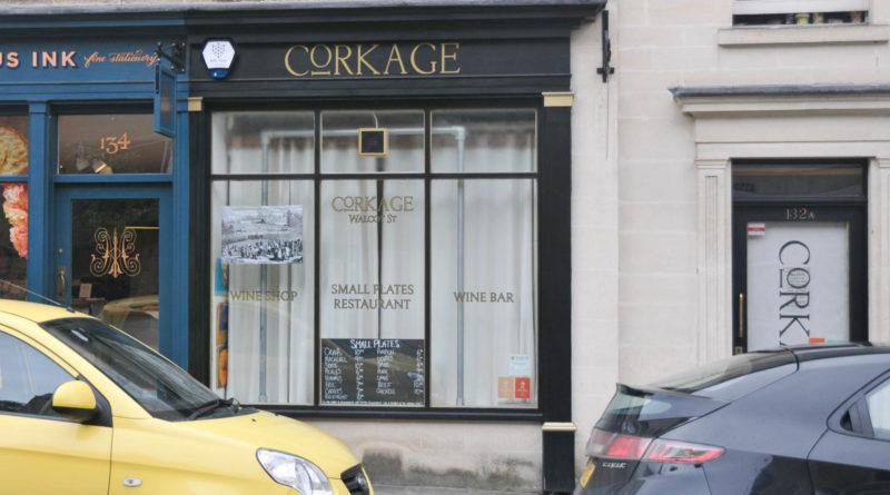 Corkage - Bath