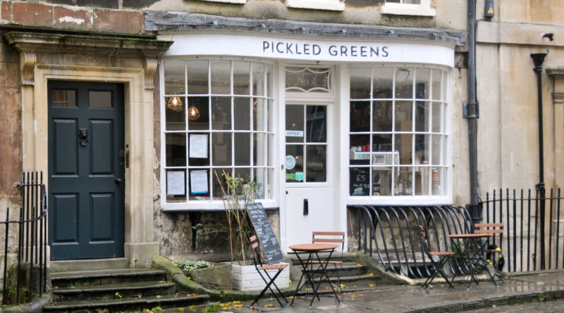 Pickled Greens - Bath