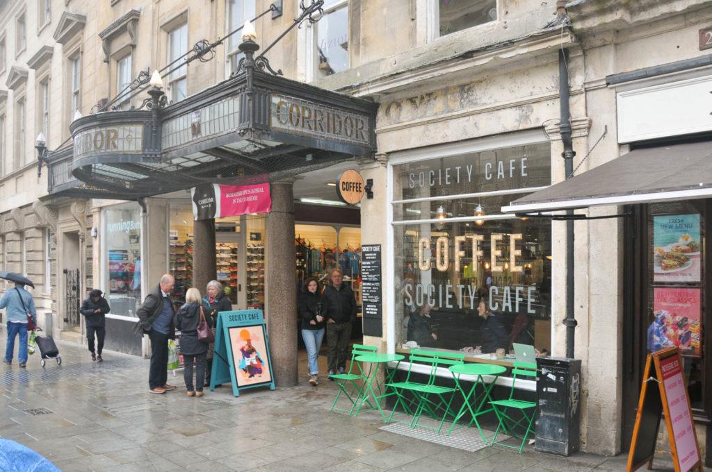 Society Cafe (The Corridor) - Bath