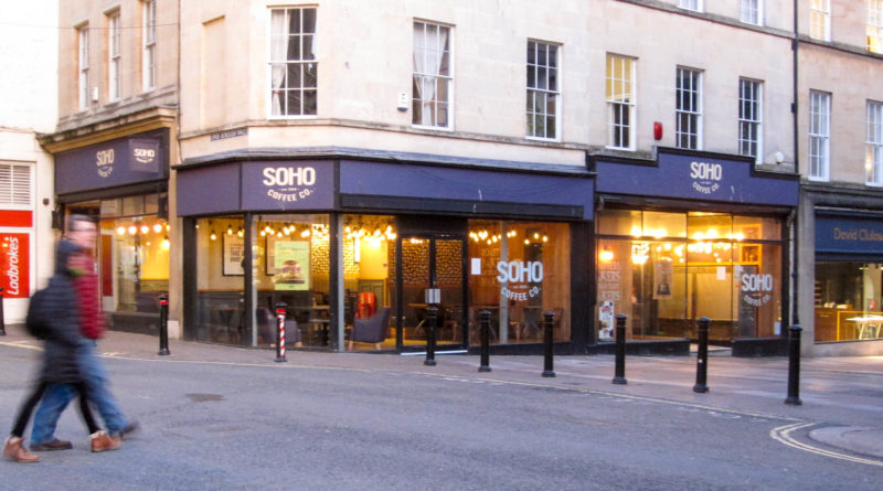 Soho Coffee Company - Bath