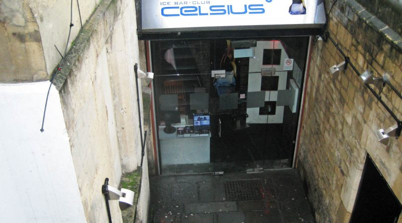 Celsius Ice Bar - Bath