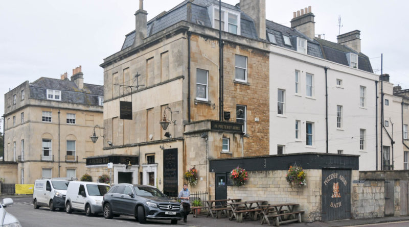 Pulteney Arms - Bath