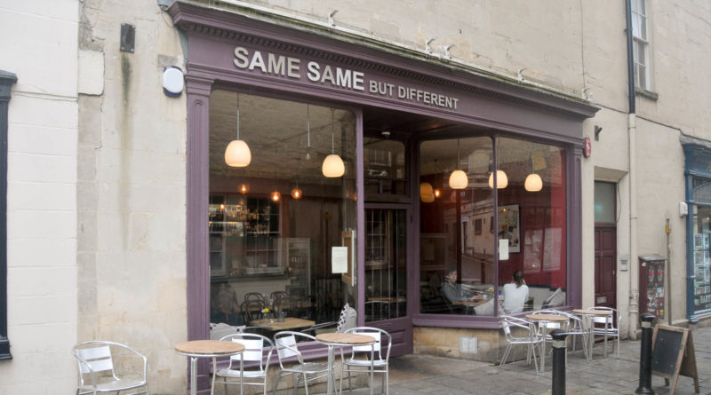 Same Same but Different - Bath