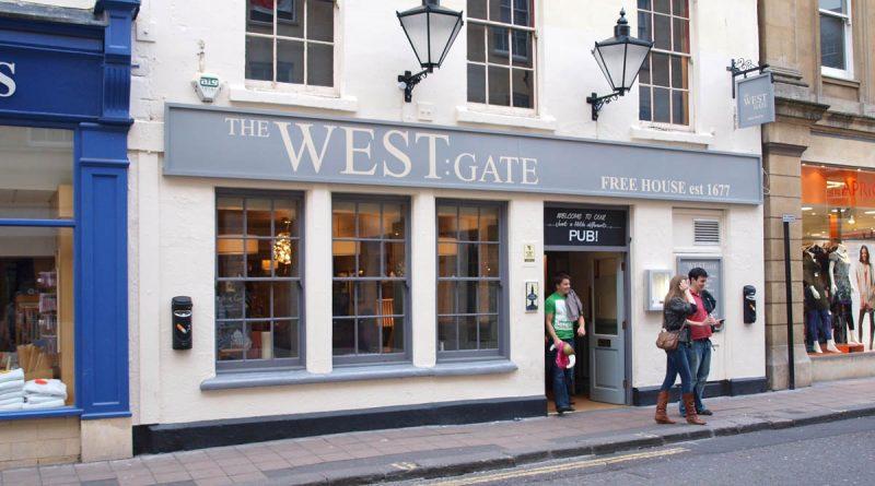 West Gate - Bath